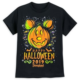Disney Mickey Mouse Halloween 2019 T-Shirt for Kid