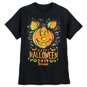 Disney Mickey Mouse Halloween 2019 T-Shirt for Adu