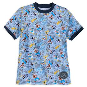 Disney Mickey Mouse and Friends Ringer T-Shirt for
