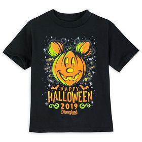 Disney Mickey Mouse Halloween 2019 T-Shirt for Tod