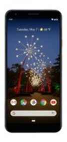 Google - Pixel 3a XL - 64GB (Unlocked) - Clearly W
