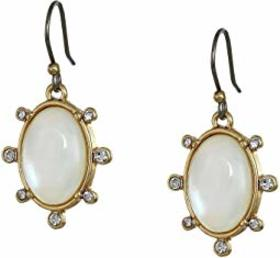 Lucky Brand Mother-of-Pearl Drop Earrings