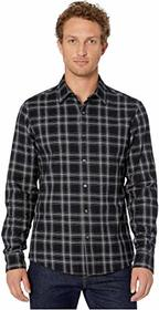 Michael Kors Finn Long Sleeve Slim Fit Shirt