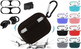 5-Piece AirPods Pro Protective Case Cover Accessor