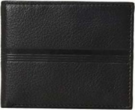 Fossil Roger Coin Pocket Bifold Wallet