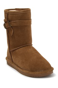 BEARPAW Val Genuine Shearling Lined Boot