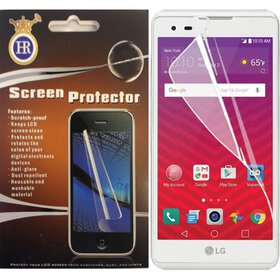 For LG Tribute HD LS676 Clear Screen Protector