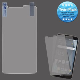 For LG Stylo 3 Clear LCD Screen Protector Film Cov