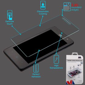 For ZTE Tempo Clear Tempered Glass LCD Screen Prot