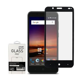 EagleCell Clear Tempered Glass LCD Screen Protecto