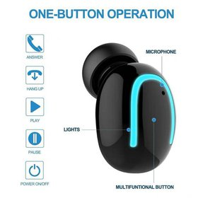 True Wireless Bluetooth Earbuds for Android TWS 5.