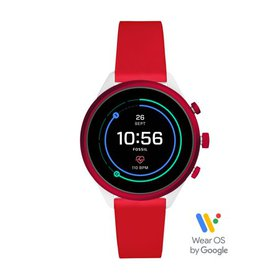 Fossil Sport Smartwatch 41mm Silicone - Powered wi