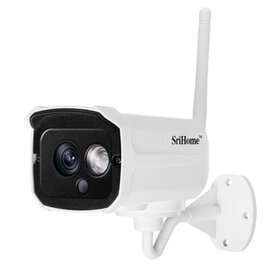 Sricam Home Security Camera, 1080P H.264 Wifi HD 2