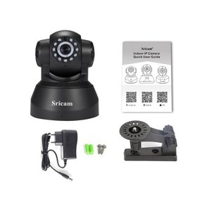 Sricam 1280*720 Motion Detection Alarm Camera Netw