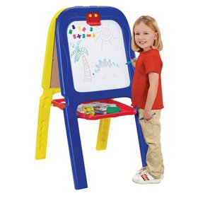 Crayola 3-in-1 Magnetic Double Easel with Letters