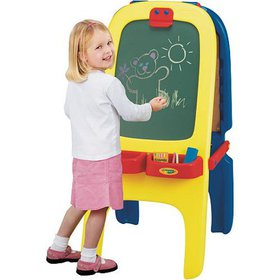 Crayola 3-in-1 Magnetic/Dry Erase and Chalkboard F