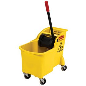 Rubbermaid Commercial Products FG738000YEL Tandem