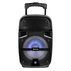 Britelite 8-in Portable Bluetooth PA Speaker with