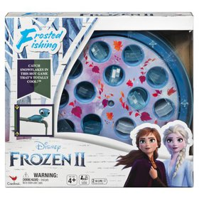 Disney Frozen 2 Frosted Fishing Game for Kids and