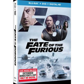 The Fate of the Furious (Blu-ray + DVD + Digital H