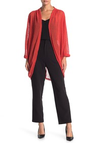 Vince Camuto Nubby Knit Cocoon Cardigan