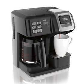 Hamilton Beach 2-Way FlexBrew Coffee Maker (49954)