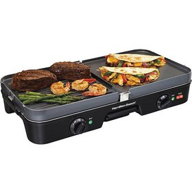 Hamilton Beach 3-in-1 Grill & Griddle