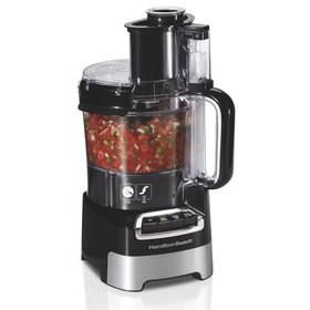 Hamilton Beach Stack & Snap 10 Cup Food Processor