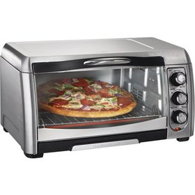 Hamilton Beach Stainless Steel Convection 6 Slice
