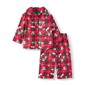 Minnie Mouse Christmas Holiday Baby Toddler Girl C
