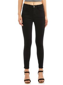 Juniors' Stiletto Ankle Skinny Jean