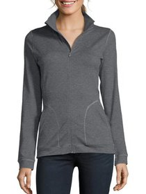 Hanes Sport Women's Performance Full Zip Jacket