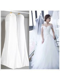 72'' Dustproof Breathable Non-woven Wedding Dress