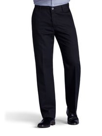 Lee Men's Total Freedom Flat Front Pant