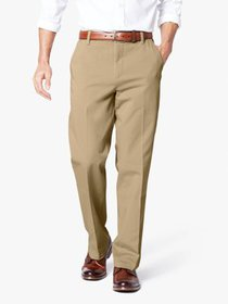 Dockers Men's Classic Fit Workday Khaki Smart 360