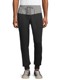 Hanes Men's 1901 French Terry Jogger Lounge Pants