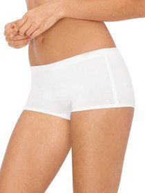 Hanes Women's ultimate smooth tec boyshort, 3 pack