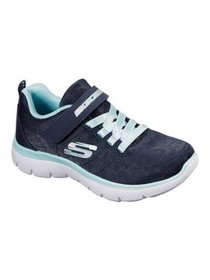 Girls' Skechers Summits Worth Wild Sneaker