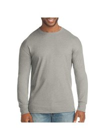 Hanes Tall men's freshiq x-temp long-sleeve tee
