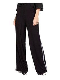 Womens Small Petite Wide-Leg Pants PS