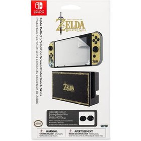 PDP Zelda Collector's Edition Screen Protection an