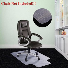 "Ktaxon 36"" X 48"" Clear Chair Mat Home Office Compu"