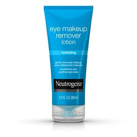 Neutrogena Hydrating Eye Makeup Remover Lotion, 3