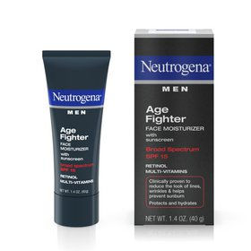 Neutrogena Men's Anti-Wrinkle Age Fighter Moisturi