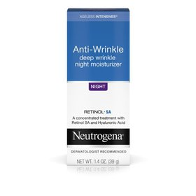 Neutrogena Ageless Intensives Wrinkle Cream, Hyalu