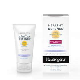 Neutrogena Healthy Defense Sensitive Moisturizer,