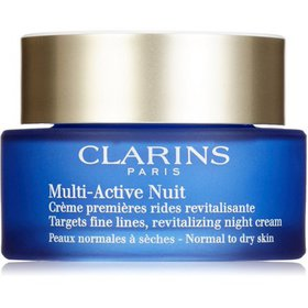 ($58 Value) Clarins Multi-Active Normal To Dry Ski