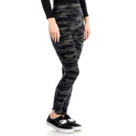 THE SWEATSHIRT PROJECT Capri Leggings with X-Cross