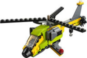 Title: LEGO Creator Helicopter Adventure 31092