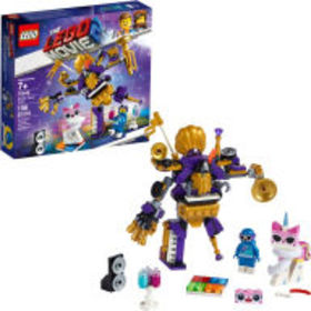 Title: The LEGO Movie 2 Systar Party Crew 70848